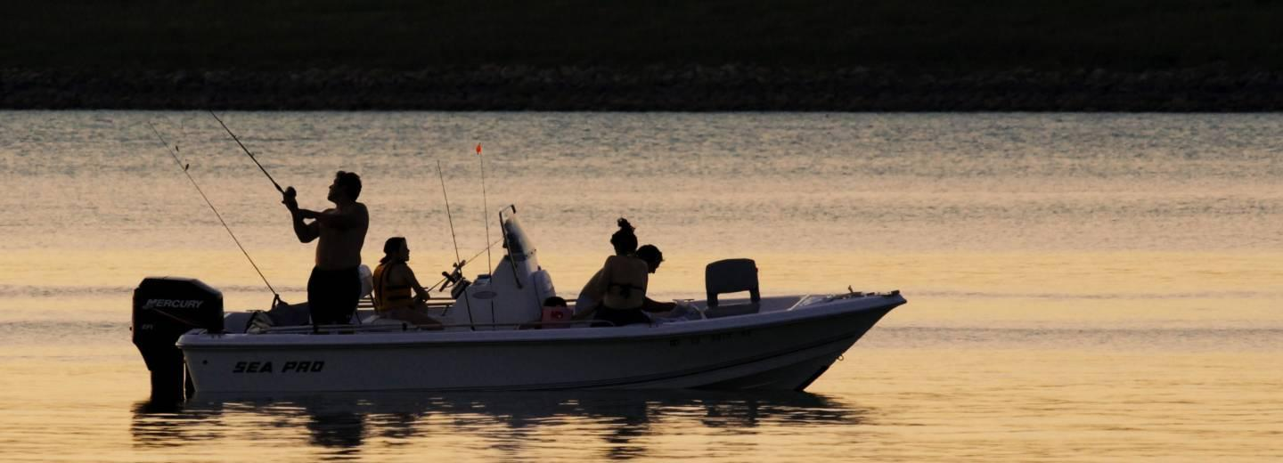 Best Fishing Areas in DFW