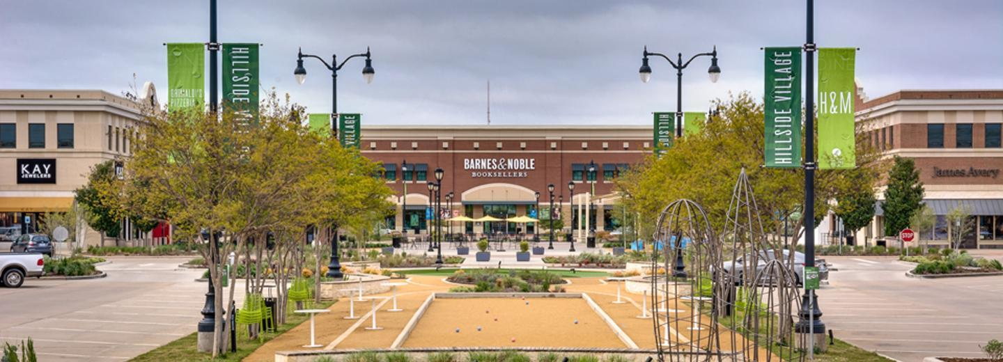 Cedar Hill is the retail destination for the Southwest Dallas County area