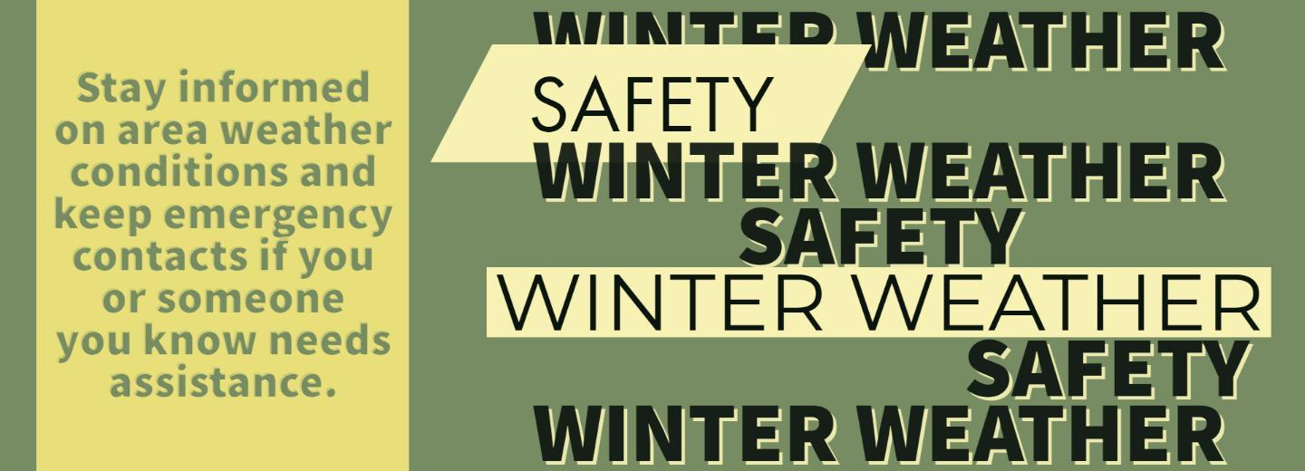 Winter Weather Safety 2021