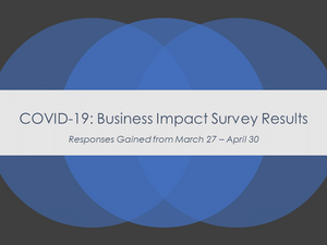 COVID-19 Impact Results