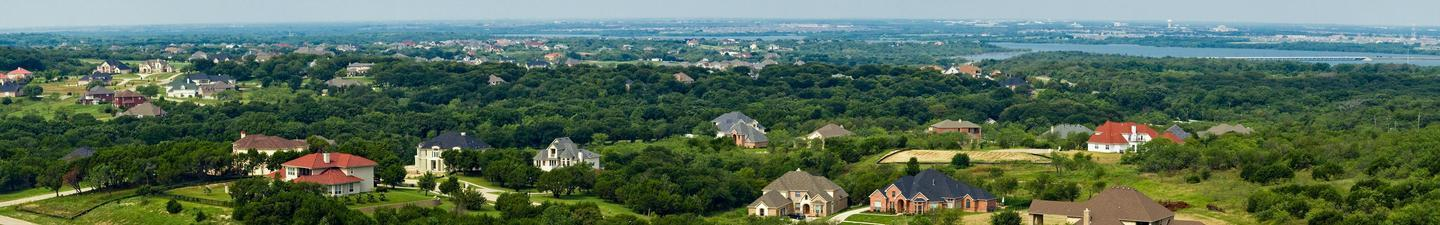 Located in the beautiful hill country environment of Joe Pool Lake and Cedar Hill State Park