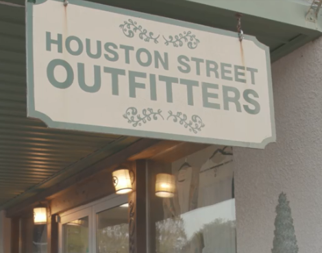 City of Cedar Hill TX Houston Street Outfitters